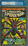 Amazing Spider-Man #135 CGC 9.6 w