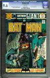 Batman #262 CGC 9.6 w