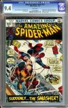 Amazing Spider-Man #116 CGC 9.4 w