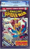 Amazing Spider-Man #126 CGC 9.6 w
