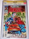 Avengers #368 CGC 9.8 w CGC Signature SERIES