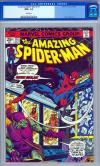 Amazing Spider-Man #137 CGC 9.6 w