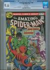 Amazing Spider-Man #158 CGC 9.6 w