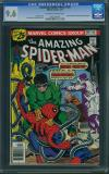 Amazing Spider-Man #158 CGC 9.6 ow/w