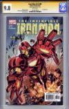 Iron Man Vol 3 #69 CGC 9.8 w CGC Signature SERIES