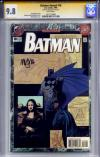 Batman Annual #18 CGC 9.8 w CGC Signature SERIES