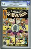 Amazing Spider-Man #199 CGC 9.6 w Winnipeg