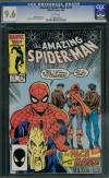 Amazing Spider-Man #276 CGC 9.6 w
