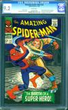 Amazing Spider-Man #42 CGC 9.2 w