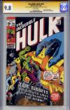 Incredible Hulk #140 CGC 9.8 w CGC Signature SERIES