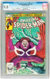Amazing Spider-Man #241 CGC 9.8 ow/w