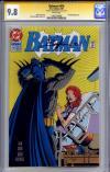 Batman #476 CGC 9.8 w CGC Signature SERIES