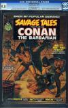Savage Tales #2 CGC 9.8 ow/w