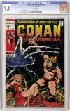 Conan The Barbarian #4 CGC 9.8 w