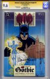 Batman: Legends of the Dark Knight #8 CGC 9.6 w CGC Signature SERIES