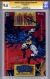Batman: Legends of the Dark Knight #23 CGC 9.6 w CGC Signature SERIES