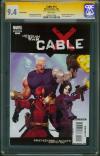 Cable #14 CGC 9.4 w CGC Signature SERIES