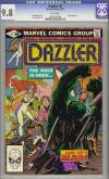 Dazzler #6 CGC 9.8 w