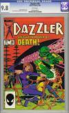 Dazzler #39 CGC 9.8 w