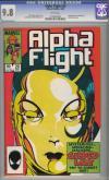Alpha Flight #20 CGC 9.8 w