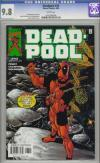 Deadpool #43 CGC 9.8 w