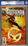 Amazing Spider-Man Vol 2 #1 CGC 9.8 w