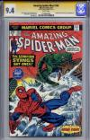 Amazing Spider-Man #145 CGC 9.4 w CGC Signature SERIES