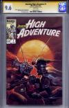 Amazing High Adventures #1 CGC 9.6 w CGC Signature SERIES