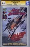 Amazing High Adventures #5 CGC 9.6 w CGC Signature SERIES