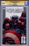 Captain America: The Chosen #5 CGC 9.8 w CGC Signature SERIES