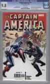 Captain America #14 CGC 9.8 w