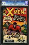 X-Men #4 CGC 8.0 ow/w
