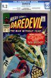 Daredevil #25 CGC 9.2 ow/w