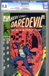 Daredevil #51 CGC 9.8 ow/w