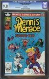 Dennis the Menace Comics Digest #7 CGC 9.8 w