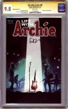 Life with Archie #36 CGC 9.8 w CGC Signature SERIES