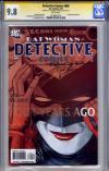 Detective Comics #860 CGC 9.8 w CGC Signature SERIES