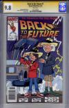 Back to the Future #1 CGC 9.8 w CGC Signature SERIES