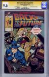 Back to the Future Special #1 CGC 9.6 w CGC Signature SERIES