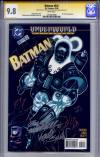 Batman #525 CGC 9.8 w CGC Signature SERIES
