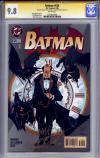 Batman #526 CGC 9.8 w CGC Signature SERIES