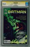 Batman #544 CGC 9.4 w CGC Signature SERIES