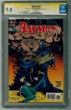 Batman #517 CGC 9.8 w CGC Signature SERIES