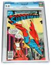Superman #343 CGC 9.8 w