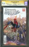 Amazing Spider-Man #700 CGC 9.6 w CGC Signature SERIES