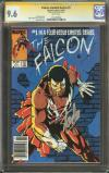 Falcon Limited Series #1 CGC 9.6 w CGC Signature SERIES