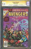 Avengers Annual #7 CGC 9.2 ow/w CGC Signature SERIES