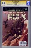 Incredible Hulk #99 CGC 9.8 w CGC Signature SERIES