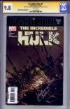 Incredible Hulk #97 CGC 9.8 w CGC Signature SERIES