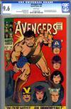Avengers #38 CGC 9.6 w
